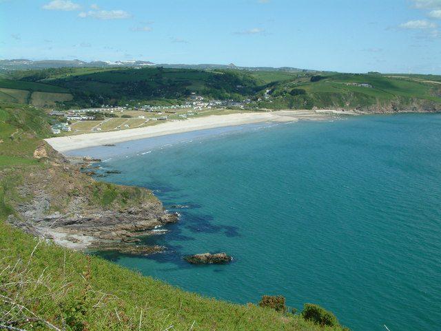 face - Pentewan Cornwall