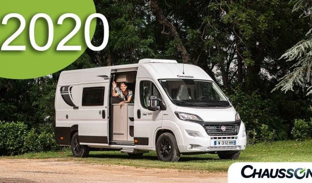 new 2020 chausson models
